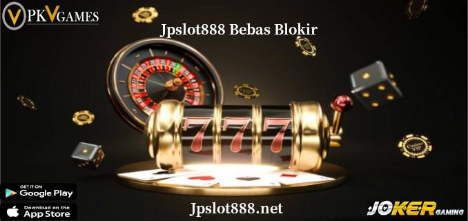 Jpslot888 Bebas Blokir