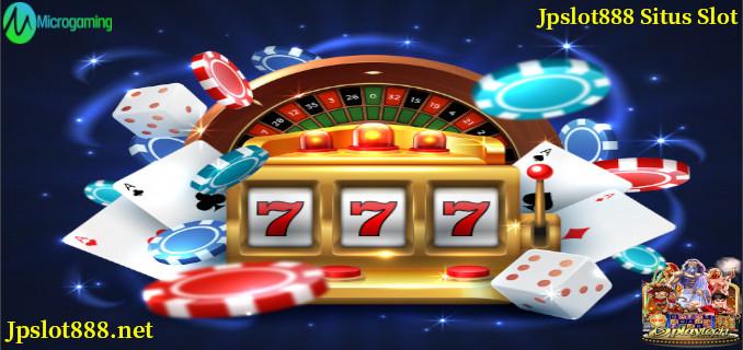 Jpslot888 Situs Slot