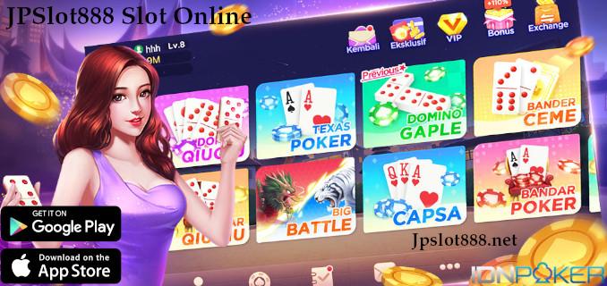 JpSlot888 Slot Online