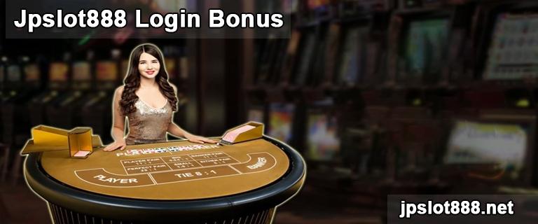 jpslot888 login bonus